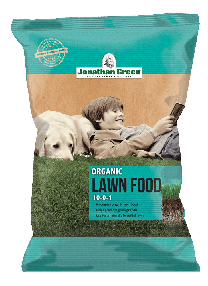 Jonathan Green Organic Lawn Food - Milorganite Alternative