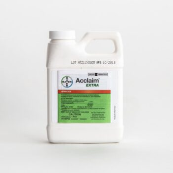 bayer acclaim extra herbicide