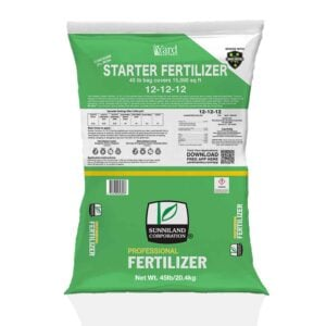 Yard Mastery 12-12-12 Starter Fertilizer