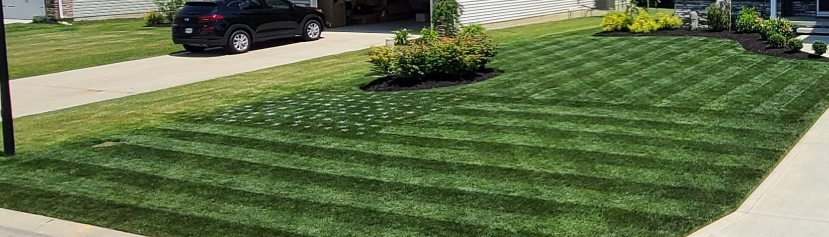 October Lawn care